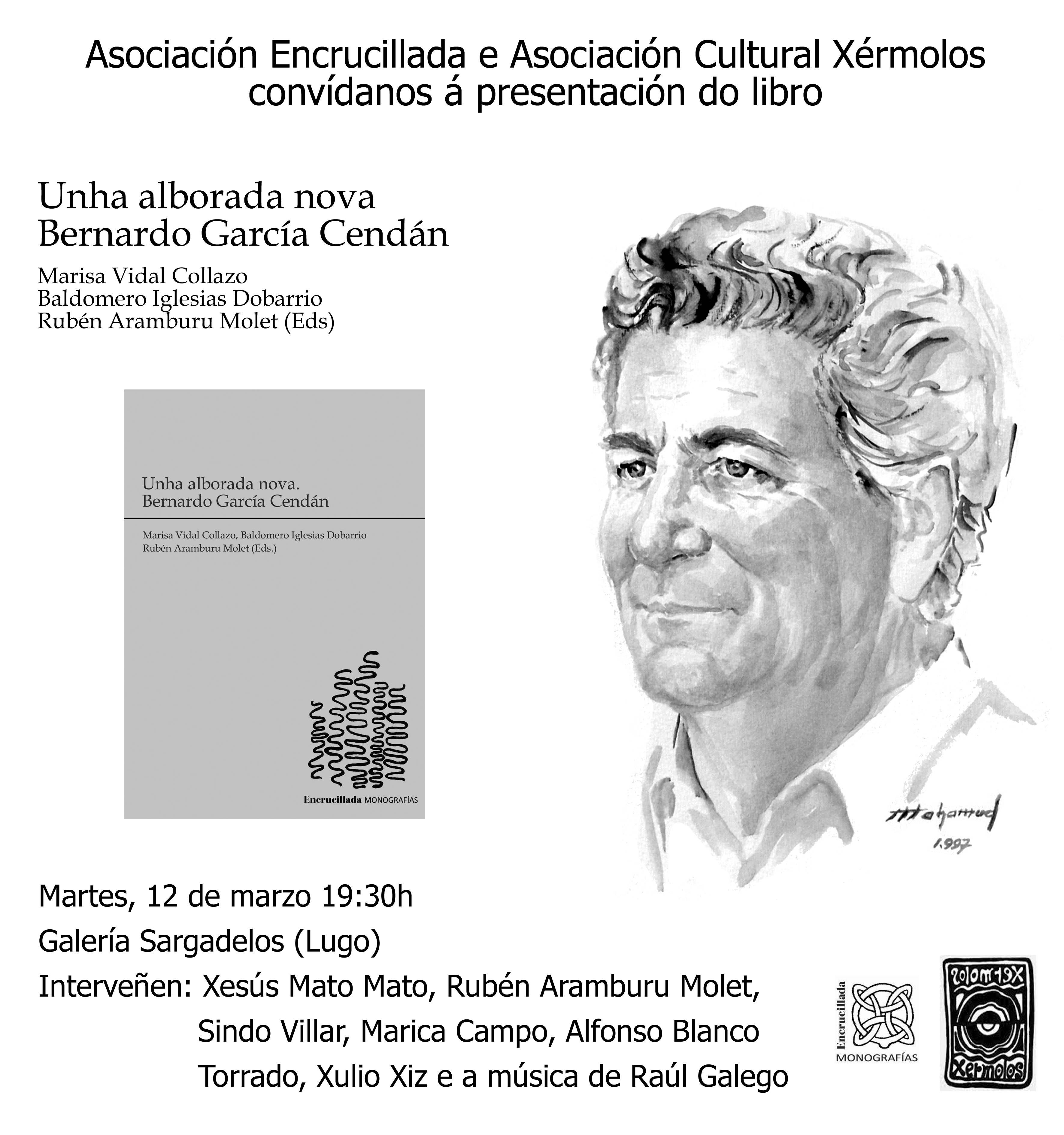 Unha alborada nova. Bernardo García Cendán